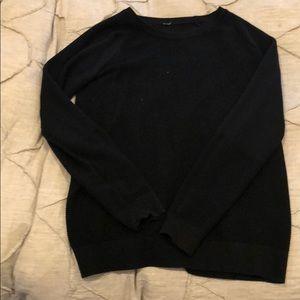 Lululemon black pullover sweater